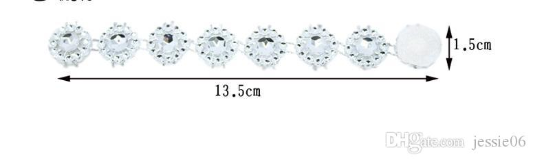 Crystal Net Crystal Sunflower Flower Napkin Rings Holder Buckle Strap Hotel Home Wedding XMAS Party Chair Table DIY Decor