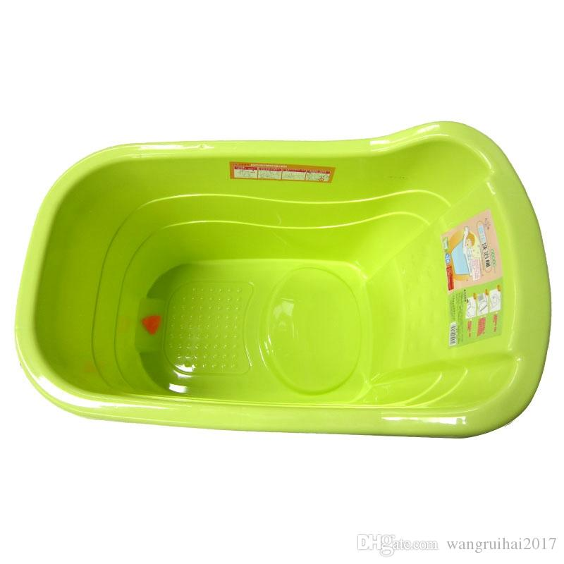 Online Cheap New Plastic Kids Tub Children\'S Tub Bath Basin For 0 3 ...