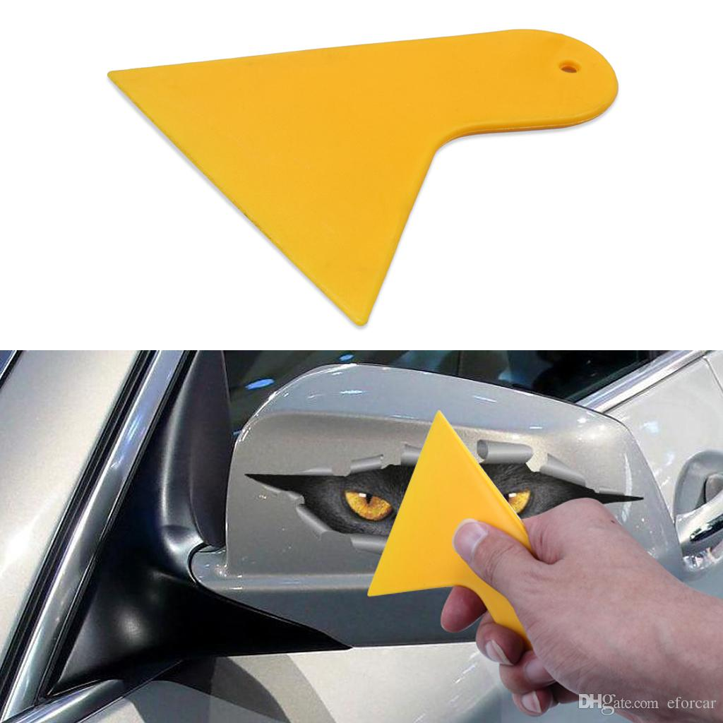 Window Film Sticker Handle Squeegee Tint Film Sheet Scraper Blade Pasting Tool Wholesale
