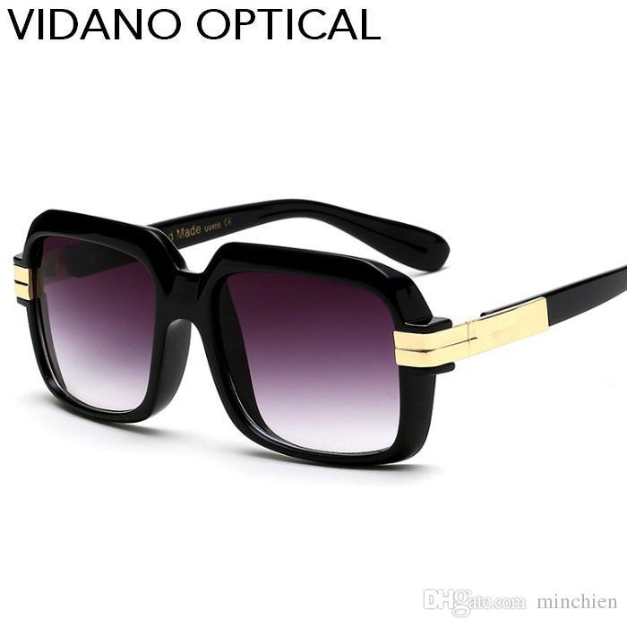 5104f0eefc Vidano Optical 2017 New Arrival Luxury Oversized Square Sunglasses ...