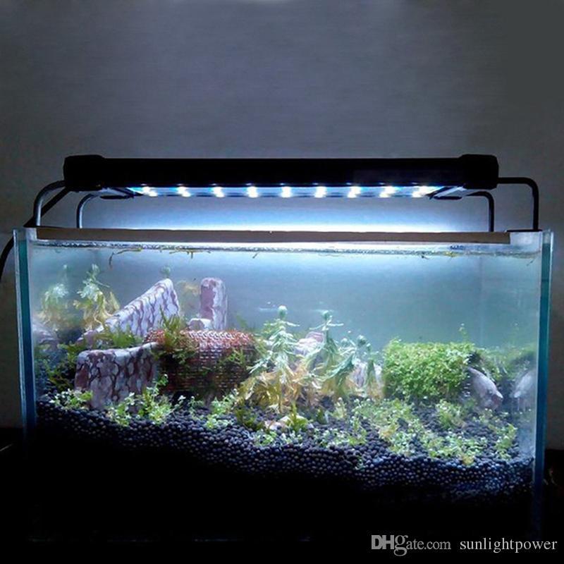Wonderful Großhandel Aquarium Licht Aquarium Epistar SMD LED Licht Lampe 2 Modus Weiß  + Blau Marine Aquarium LED Beleuchtung Von Sunlightpower, $19.88 Auf  De.Dhgate.