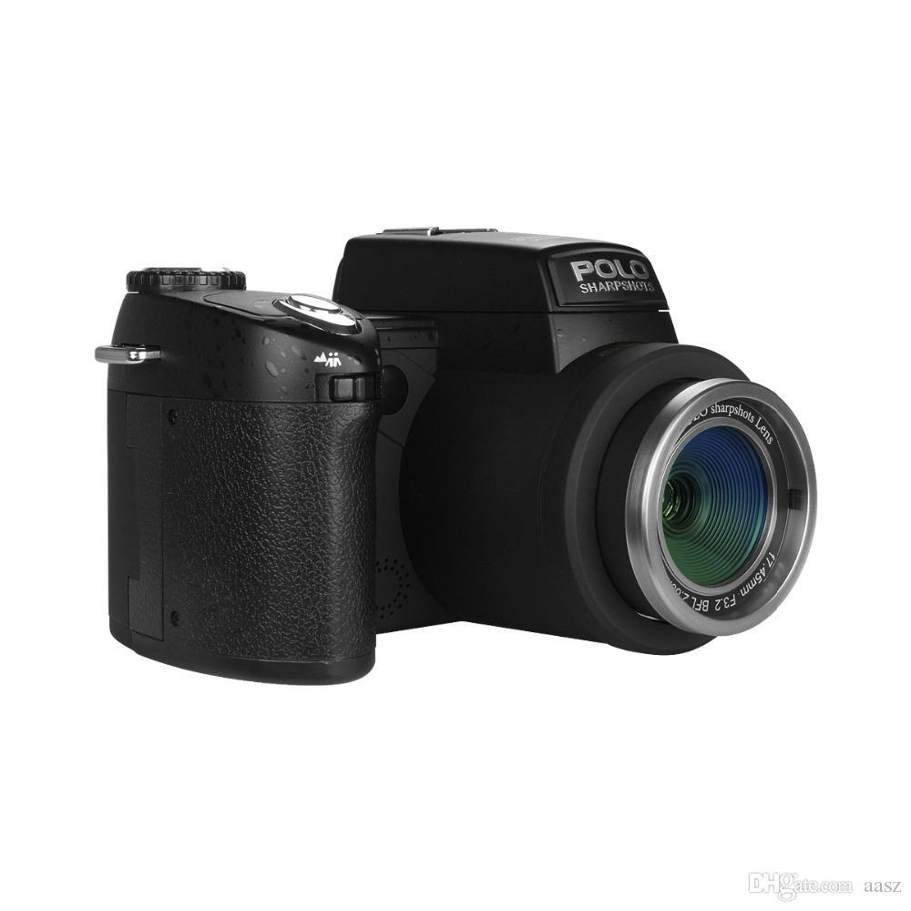 2020 PROTAX D7300 digital cameras 33MP Professional DSLR cameras 24X Optical Zoom Telephotos& 8X Wide Angle Lens LED Spotlight Tripod