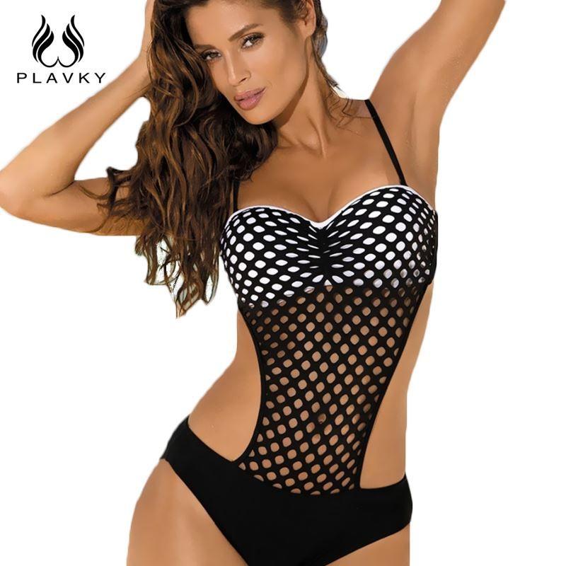 Body Suits S-xxl Sexy Trikini Triquini 2018 Neue Ein Stück Badeanzug Frauen Bademode Aushöhlen Tanga Monokini Backless Plus Größe Badeanzug