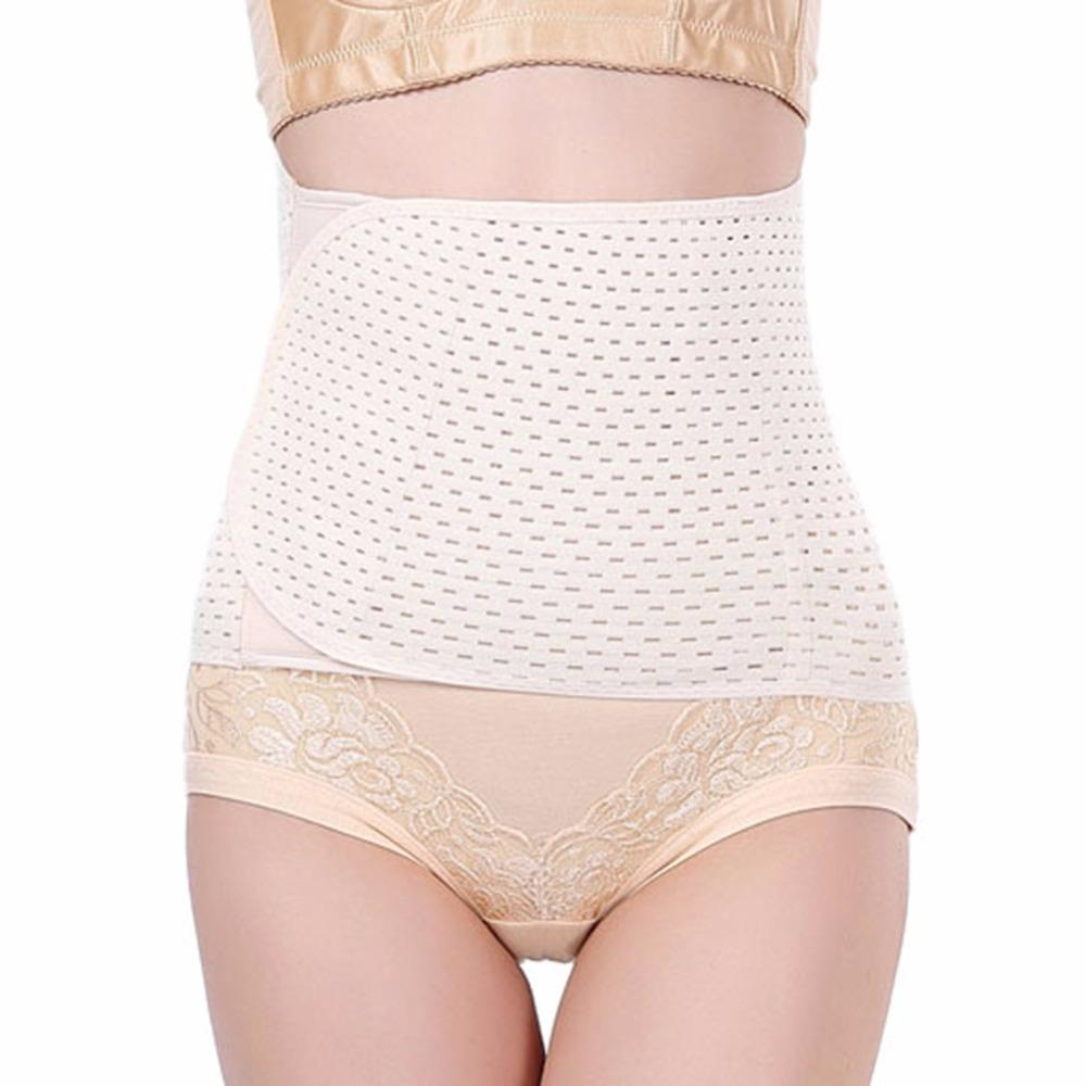 to wear - How to postpartum wear support belt video