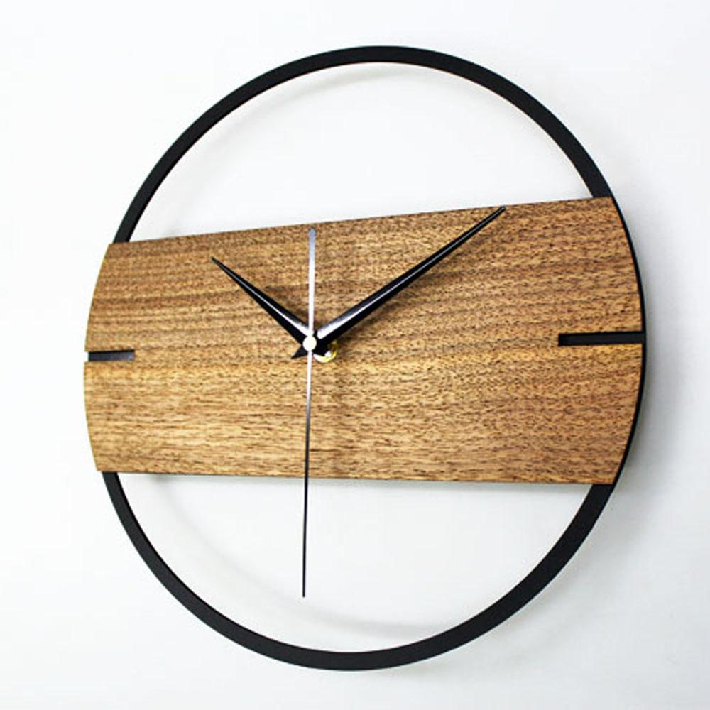 Wholesale theatrical style wall clock creative nordic watch home wholesale theatrical style wall clock creative nordic watch home decor wooden 12 wall clock red wall clock round from glenae 3825 dhgate amipublicfo Choice Image