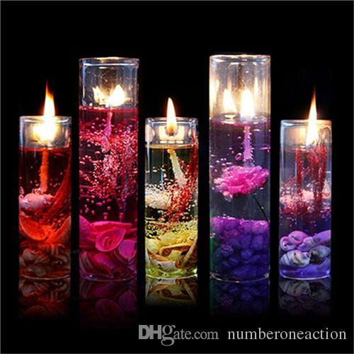 Bougie Huile Essentielle Maison acheter aromathérapie sans fumée bougies / ensemble romantique ocean