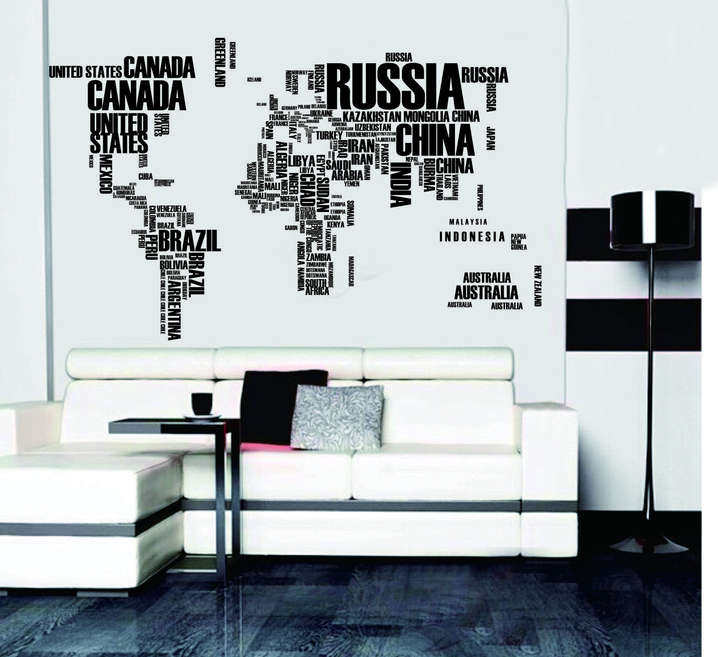 Free delivery 116cm 495cm english letter stickers decorative free delivery 116cm 495cm english letter stickers decorative painting world map background sofa wall stickers pvc wholesale wall decals kids wall decals amipublicfo Image collections