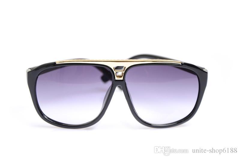 new Brand glasses High Quality black Sun glasses Hot sales Mens sunglasses glasses Womens sunglasses Brand Designer sunglasses box