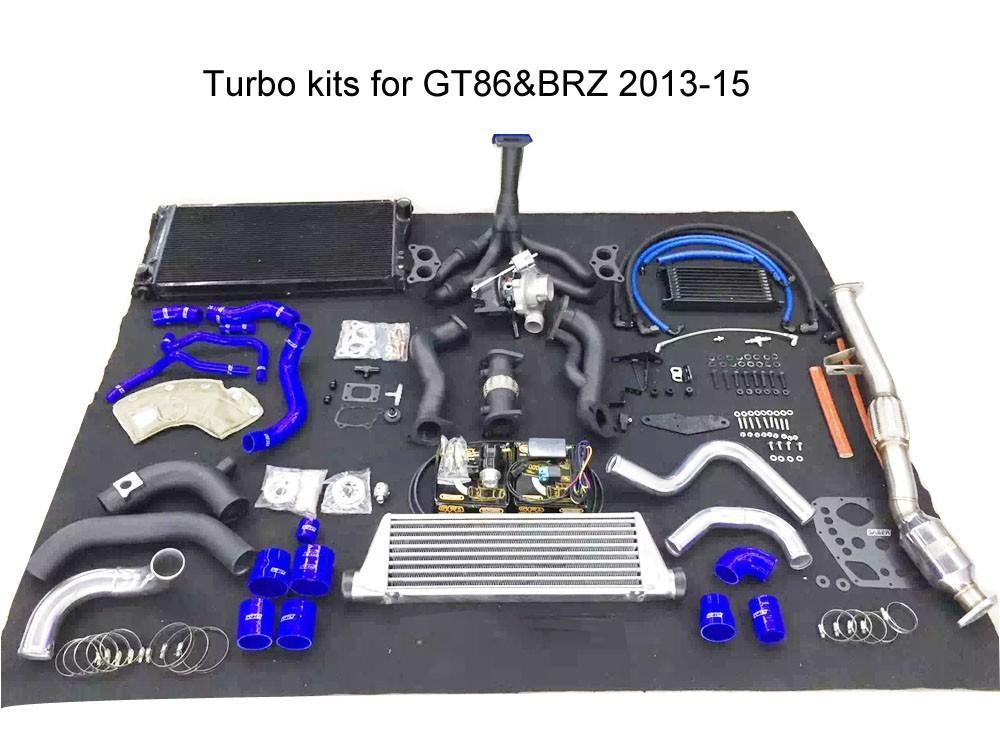 mertop saber performance turbo kit toyota gt86 brz scion frs 2013 fits 2013 gt86 brz. Black Bedroom Furniture Sets. Home Design Ideas