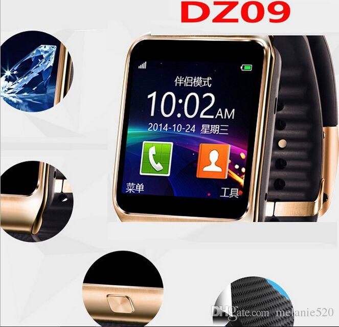 8c720ad42a68 A+++ Quality DZ09 Smart Watch Bluetooth Smartwatch Wrist Watches For Phone  Support Camera SIM Card TF Card VS U8 GT08 A1 Kids Smart Watches Latest ...