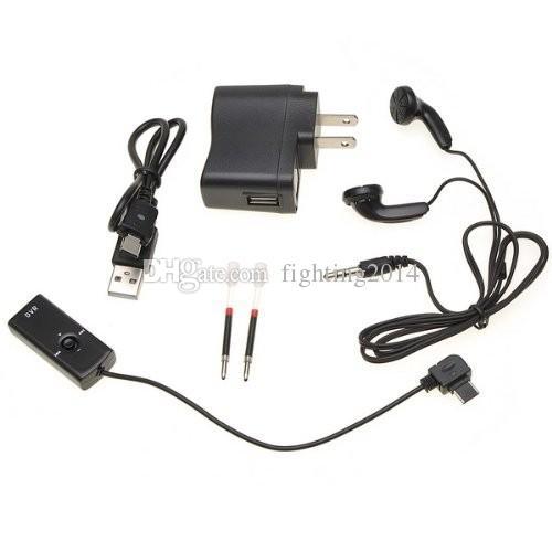 N16 MINI Dictaphone PEN 8GB Registratore vocale digitale con lettore MP3 penna mini audio registratore vocale sorveglianza di sicurezza
