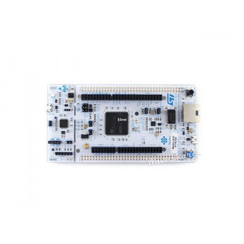 Freeshipping ST Official STM32 Nucleo-144 Development Board with  STM32F767ZI MCU NUCLEO-F767ZI Supports ST Zio and Morpho Connectivity