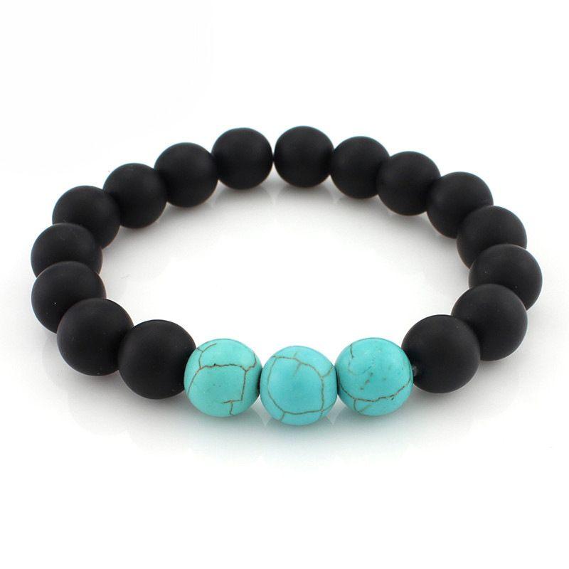 16 Styles Lava Stones 7 Chakra Stone Bracelet Aroma Perfume Bracelet Essential Oil Diffuser Bracelet Top Seller Preferred B348S