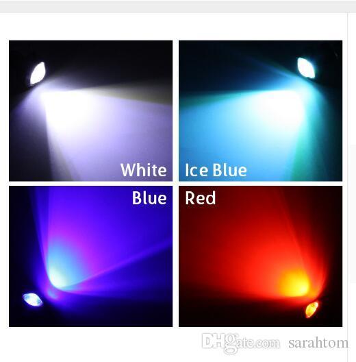 9 Вт LED 18 мм 23 мм DC12 в Eagle Eye Light туман DRL дневные работы вождения обратный резервный сигнал парковки свет лампы Бесплатная доставка