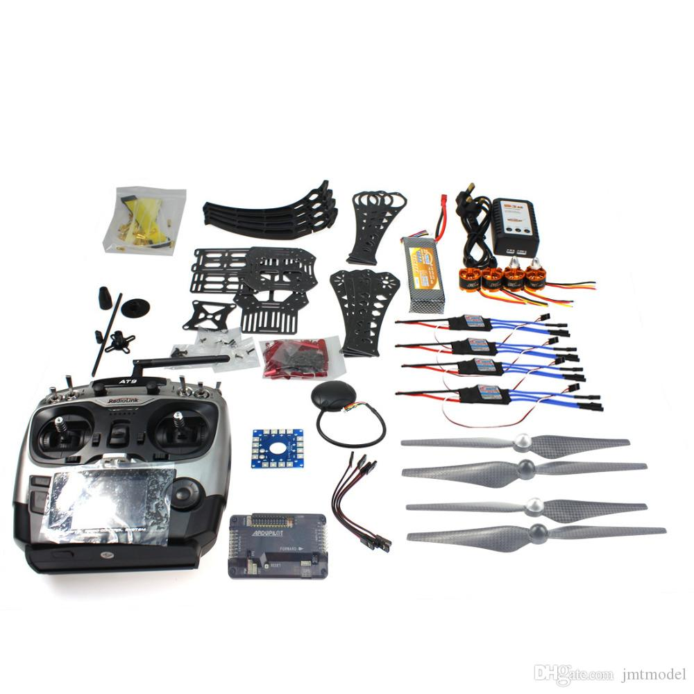 2018 F14892 C Diy Rc Drone Quadrocopter Rtf X4m360l Frame Kit With ...