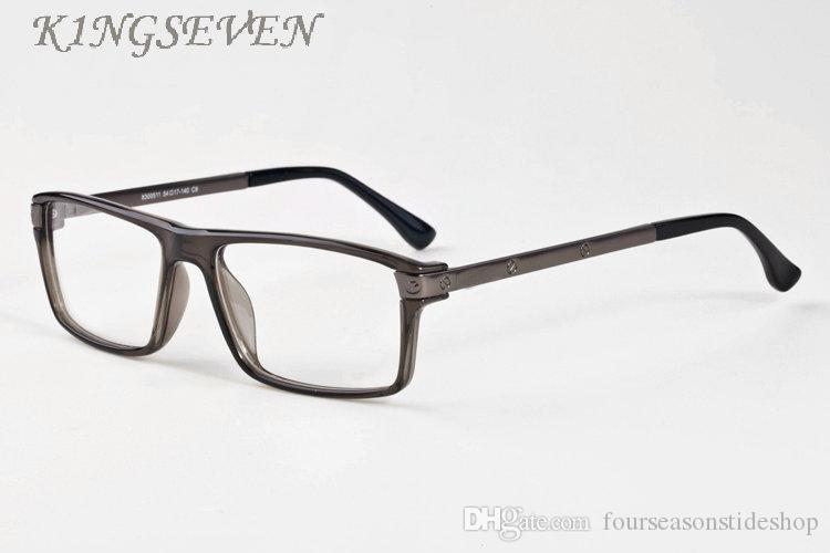2020 화살표는 망에 대한 경우 명확한 렌즈 gafas 드 졸와 최고 품질의 안경을 풀 프레임 물소 뿔 안경 패션 선글라스 선글라스