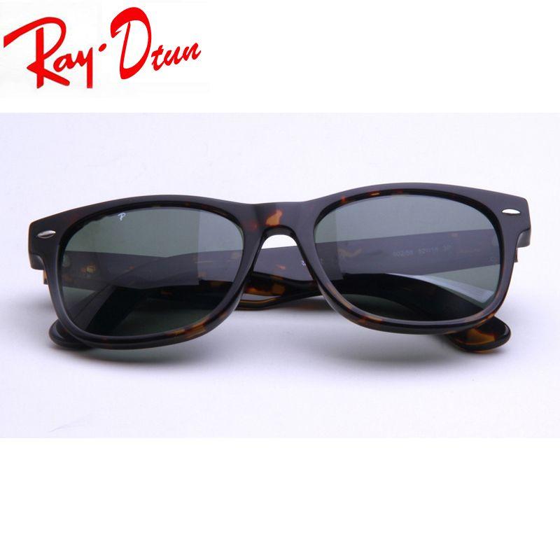 1608ebd4cf Raydtun Best UV400 Protection Plank Black Sun Glasses Glass Lens G15 Green  Sun Glasses Beach Sunglass Glass Polarized Sunglasses 52/55mm Bifocal  Sunglasses ...