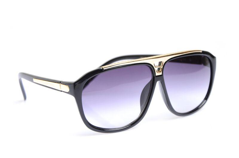 Marchio di alta qualità Occhiali da sole uomo Moda Occhiali da sole di prova Occhiali da vista Occhiali da vista uomo moda Donna Occhiali da sole new glassess L