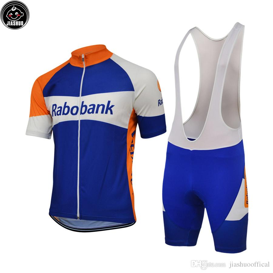 79dcd95b2 NEW Retro Classical Mtb Road RACE Team Bike Pro Cycling Jersey Sets Bib  Shorts Clothing Breathing Air JIASHUO Multi Chooses Bicycle Jersey Bike  Shirt From ...