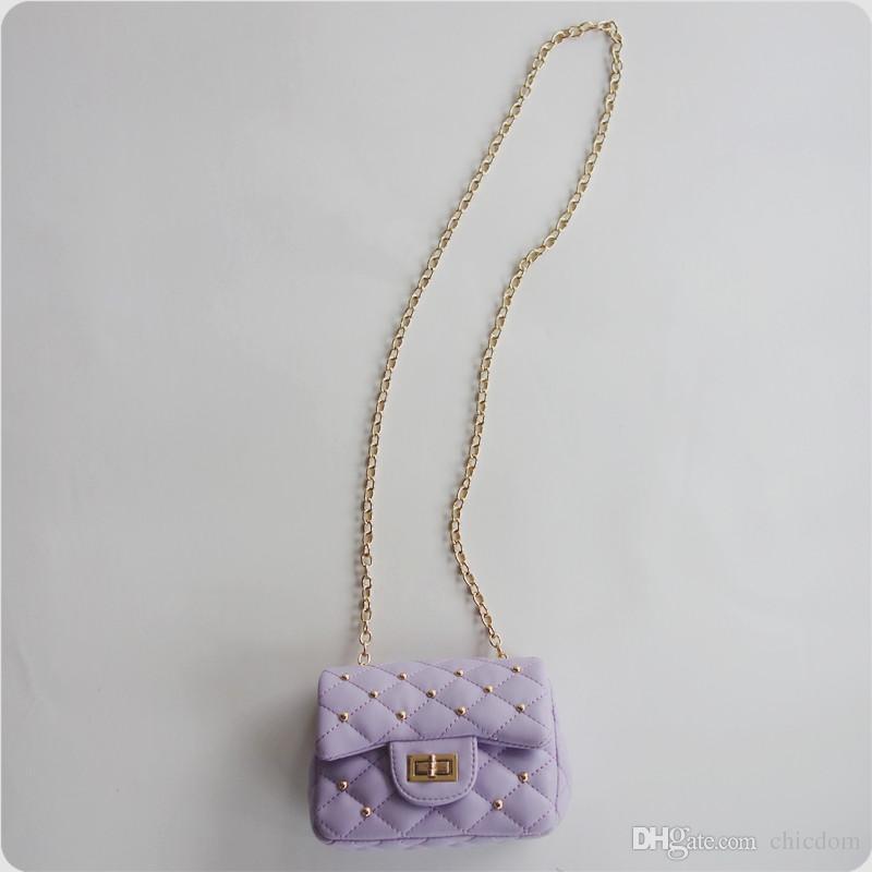 Детские дети Стад сумки Сумка детские девушки прекрасный сумки ребенка Стильная сумка девушки сумка дети Новый кошелек детские аксессуары CM023