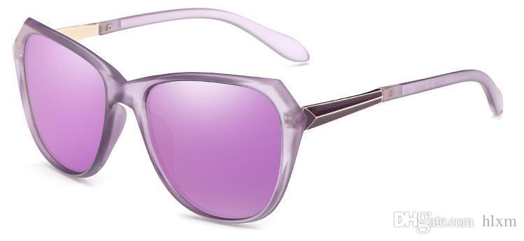 4bf3e0e2db New Sunglasses Ma am Polarized Light Sunglasses European Frame ...