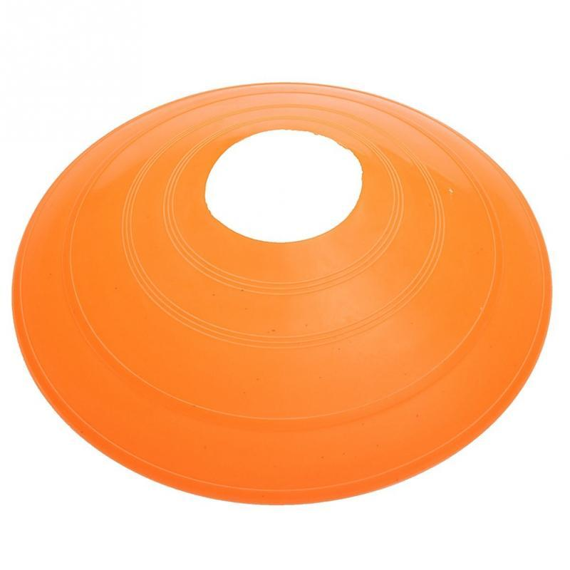 19cm Cones Marker Discs Soccer Football Training Sports Saucer Entertainment Sports Accessories