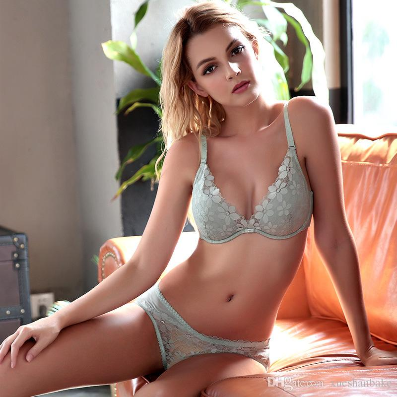 f92870217d 2019 MOXIAN New Ladies Bra Set High Quality Underwear Comfortable Thin  Cotton Cup Lace Elegant Bra Beauty Is So Simple Breathable A B C D 2026  From ...