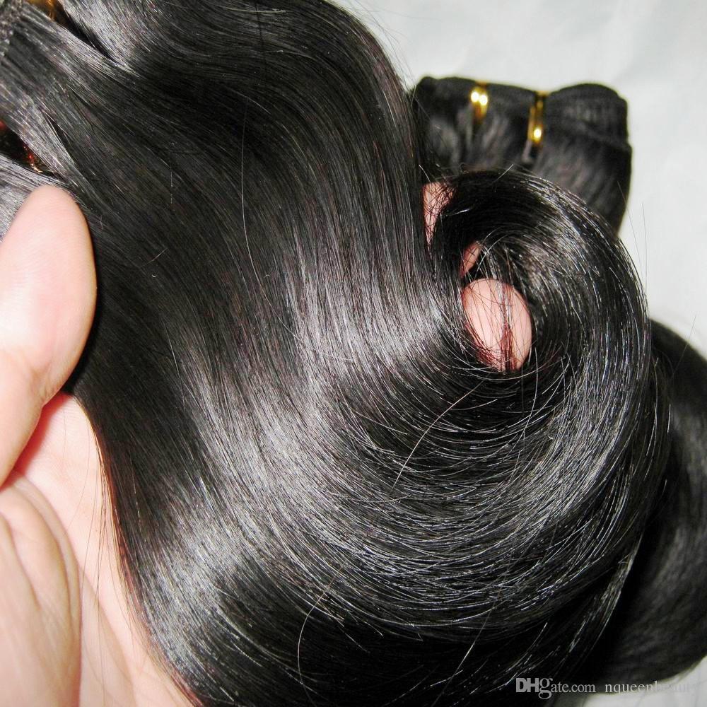wyprzedaż splatać Afryka czarna skóra najlepiej pasujące 20 sztuk peruwiański pełne długości piękne pierwsze ludzkie włosy ciała faliste promtury teraz