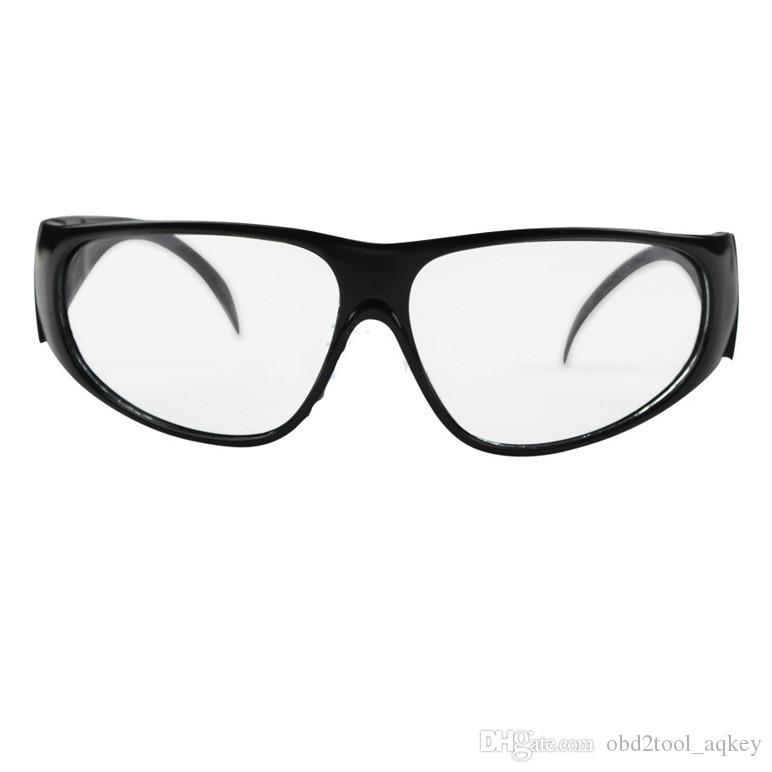لحام نظارات مرآة لحام مكافحة الغبار DustShock العمال حماية شفافة منع القوس الكهربائي في عيون