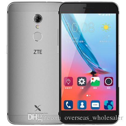 Original Unlocked ZTE Xiaoxian 4 BV0701 4G FDD LTE Mobile Phone MT6753 Octa  Core 2GB RAM 16GB ROM Android 5 2 2 5D Screen 13 0MP Cell Phone