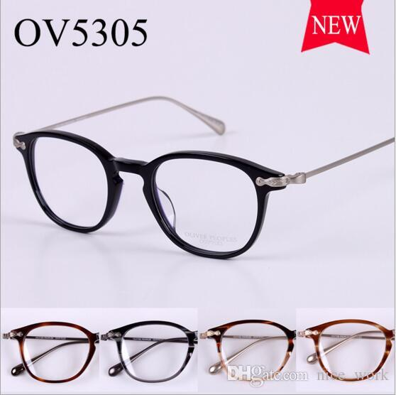 Best Brand Glasses New Vintage Oliver Peoples Stiles Eye Glasses ...