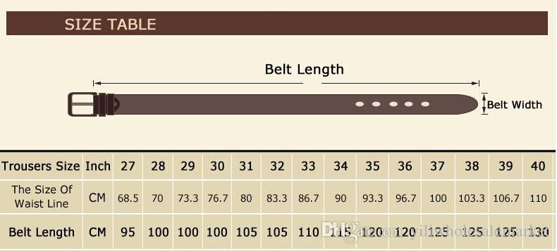 2018 New Style European Style Gold Small Square Buckle Tiger Head Pattern belt Buckle Men's Designer Belts Width 3.8cm with box