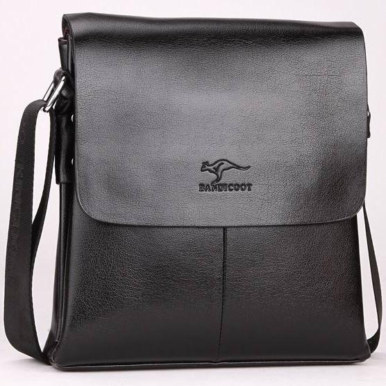 9a156ae80a Designer Leather Messenger Bag Male Vintage Crossbody Best Over The Shoulder  Bag Kangaroo Brand Mens Bags For Work College Business Bolsas Laptop Case  ...