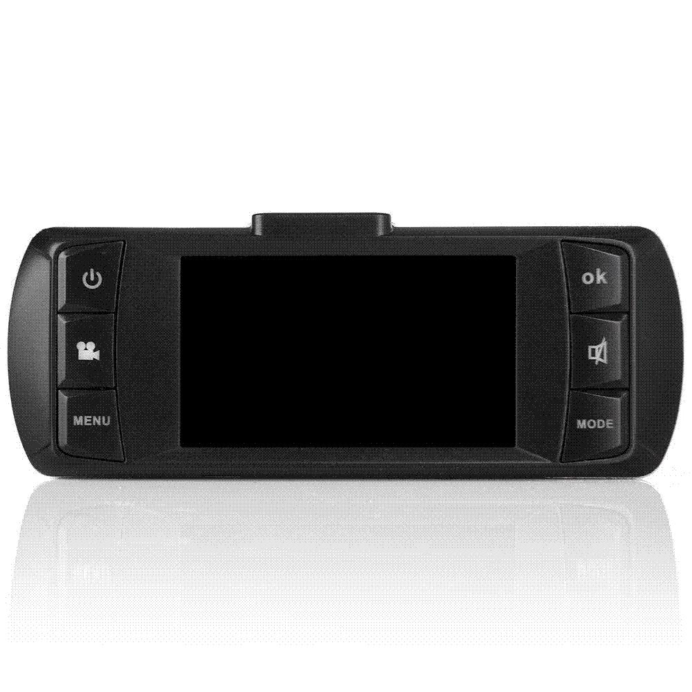 "PH007 Car DVR 140 Degre Wide Angle 2.7"" Full HD TFT Screen in Dash CMOS Camera Recorder Built-in Microphone Speaker for Vehicles"