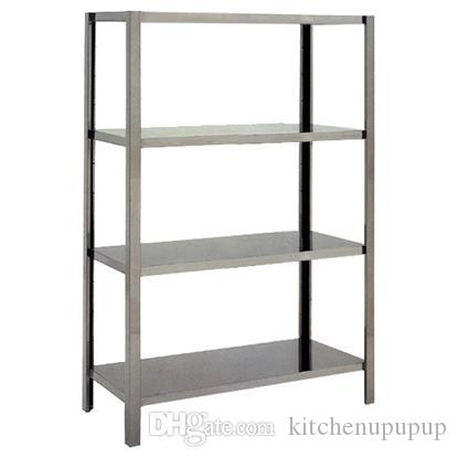 2017 Kindelt Commercial Kitchen Stainless Steel Shelf With Four Shelves  Which Adjustable In Height Edge Welded, Total Load 600kg Heavy Duty Shelf  From ...