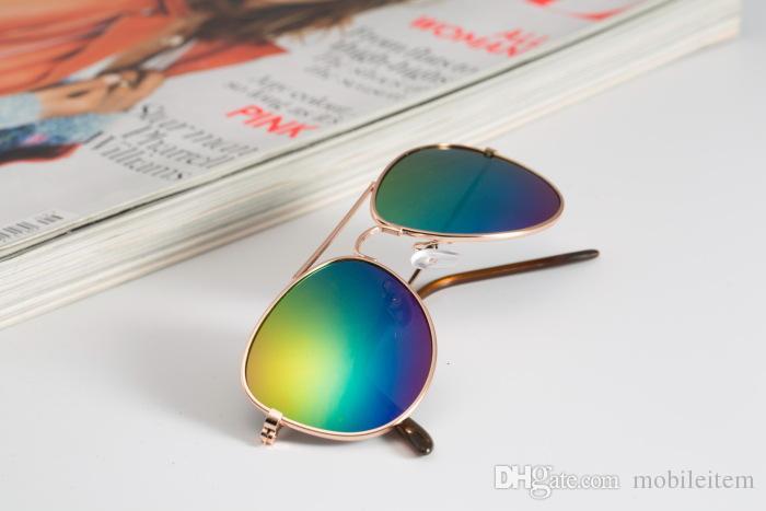 Bon marché Sunglass Enfants Enfants Beach Fournitures Sunglasses Boutique Enfants Mode Accessoires Soleil Ecran écran solaire pour garçons Girls Cadeaux Cadeaux