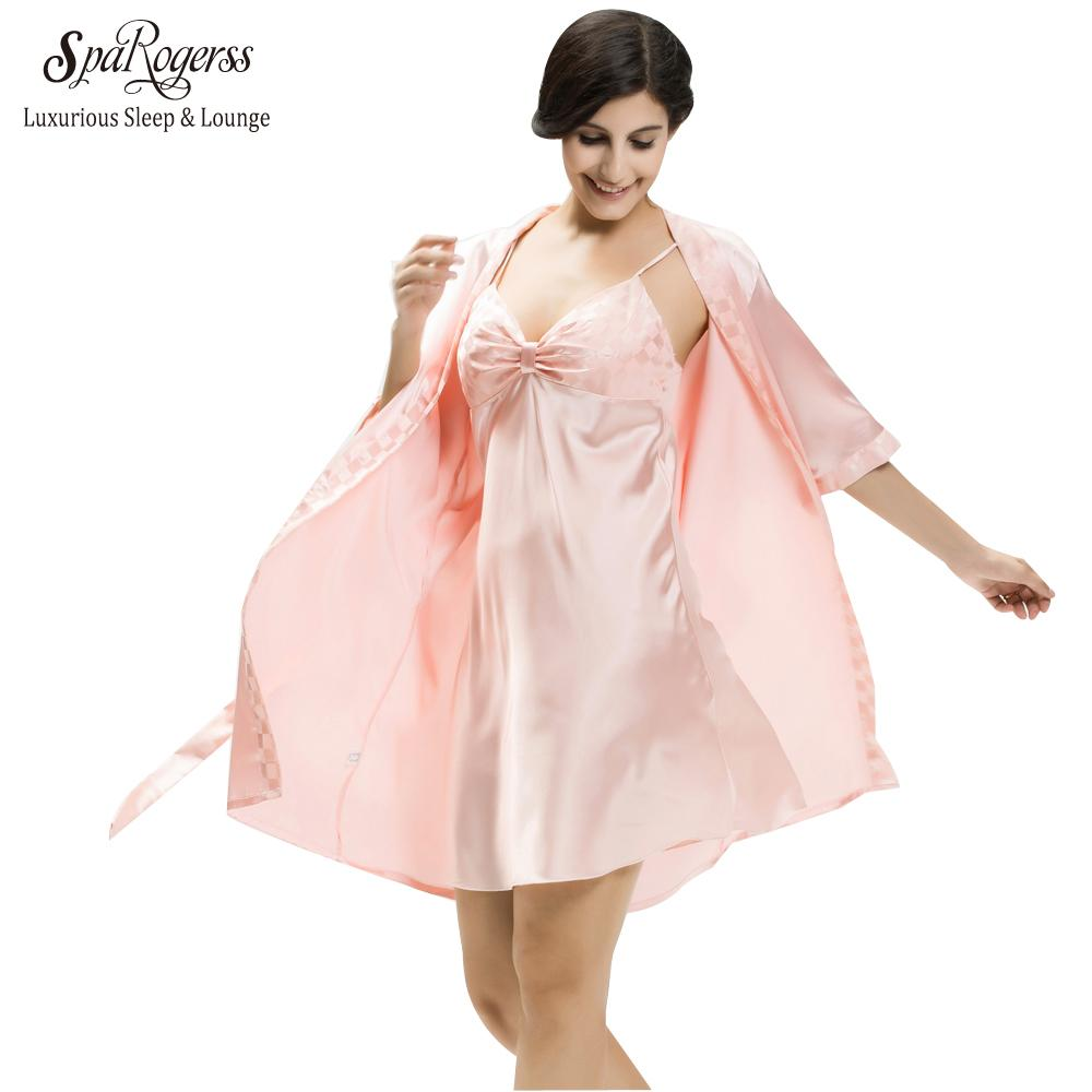 Wholesale- Top Promotion Summer Women Pyjamas Of Sleep Lounge ... c01575f3f