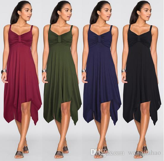 8618b72320 2017 Casual Dresses Women s Clothes Ladies Prom Formal Evening ...