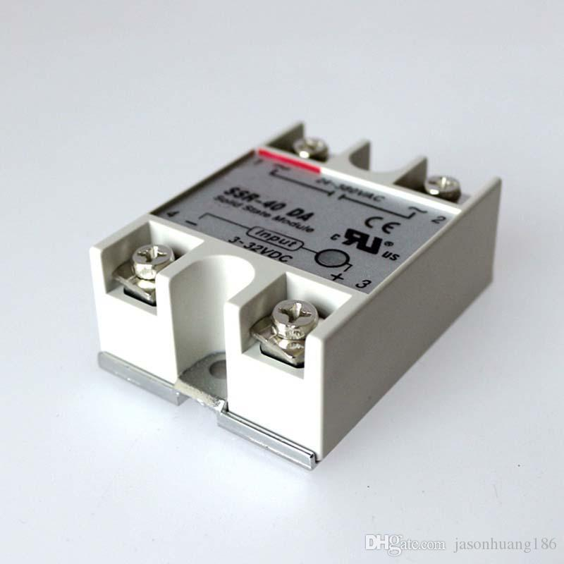 SSR 40A SSR40A ssr-40A solid state relay,single phase ssr