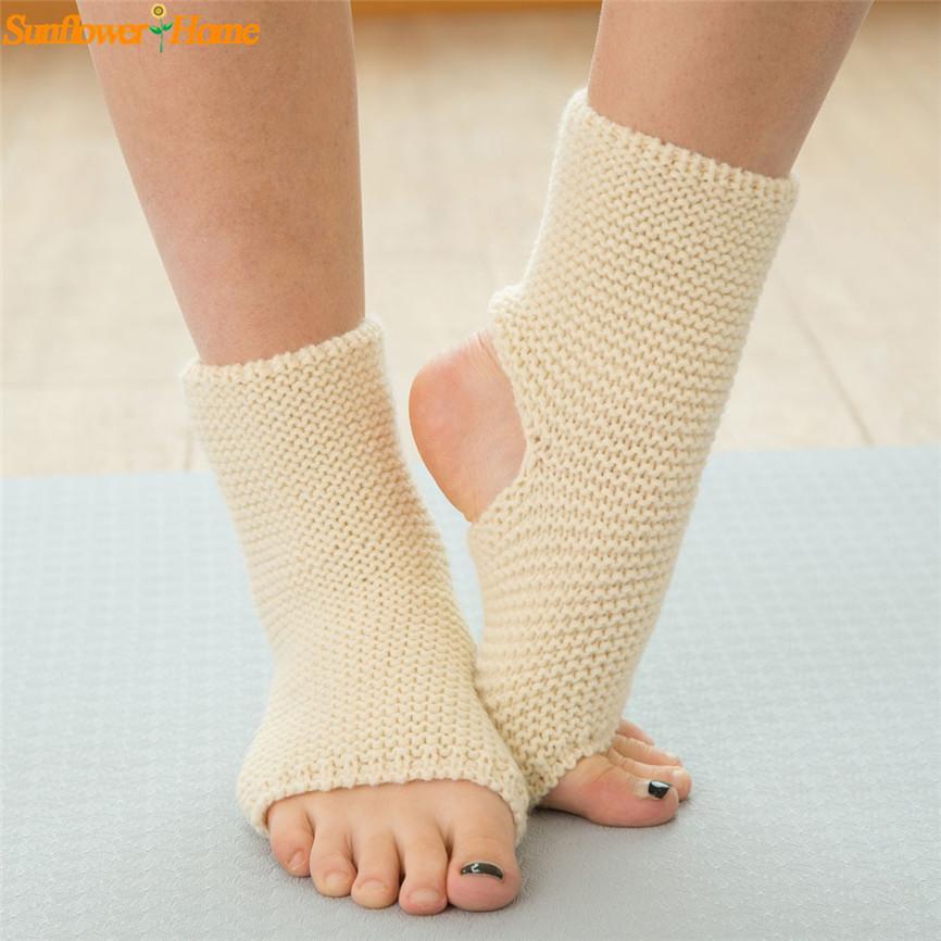 2018 Wholesale Newly Design Stirrup Leg Warmers Women Winter Fashion