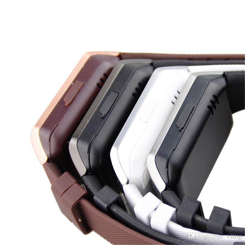 DZ09 bluetooth smart watch for Samsung xiaomi android phone support SIM card TF reloje inteligente smartwatch