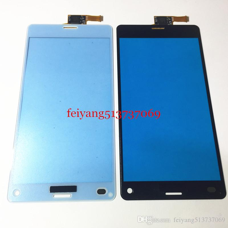 original For Sony Xperia Z3 Compact D5803 D5833 Touch screen Panel Digitizer