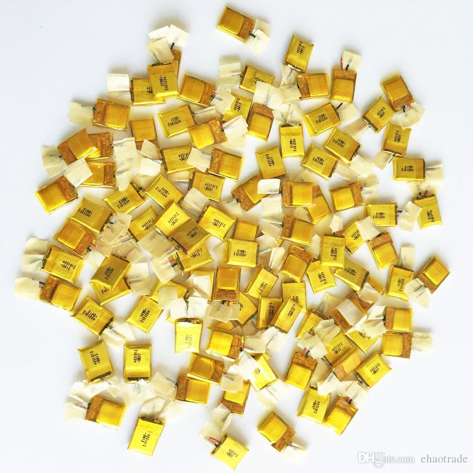 Оптовая 3.7 в 30 мАч 301012 литий-полимерный аккумулятор литий-полимерный Lipo для Mp3 Mp4 PAD DVD DIY bluetooth-гарнитура игрушки наушники