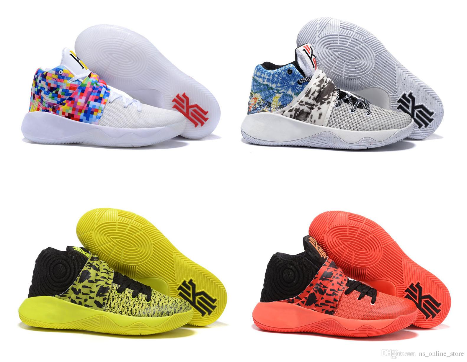 scarpe da basket kyrie irving