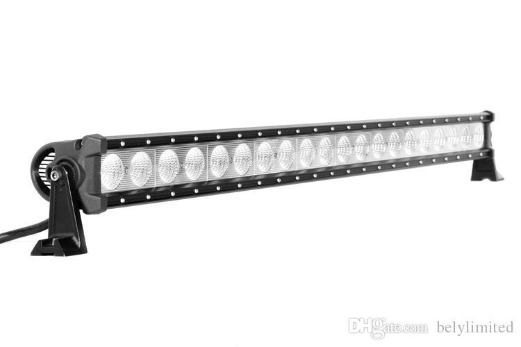 LED çalışma ışığı çubuğu Sel 200 w Göstergeler Sürüş Traktör Kamyon için led bar drl kapalı yol ışık led