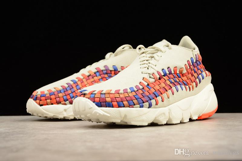 b0b452b0f1415 Lab Air Footscape Woven NM Training Sneakers Shoes