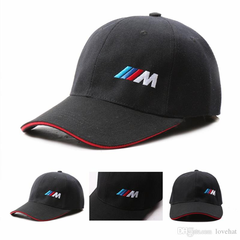 5229867b52a Good Quality Men Fashion Cotton Car Logo M Performance Baseball ...