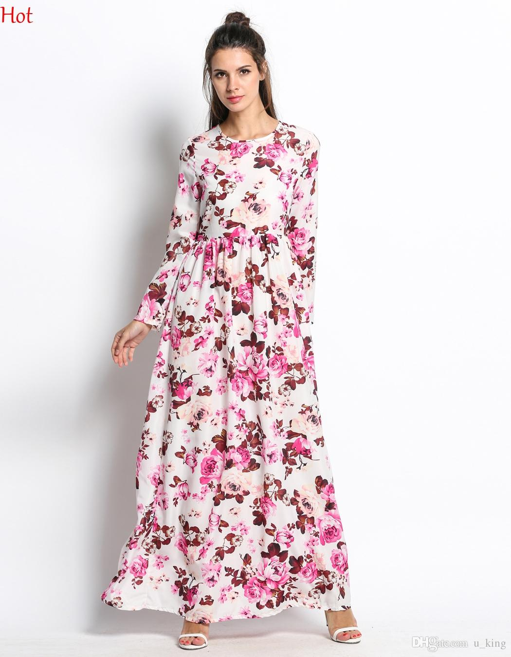 To acquire Maxi Casual dresses with sleeves picture trends