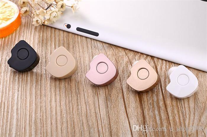 S560 Sem Fio Bluetooth V4.0 Mãos Livres Fone de Ouvido Estéreo Sem Fio Bluetooth Fone de Ouvido Fone de Ouvido com Microfone Multi Conexão para o iPhone