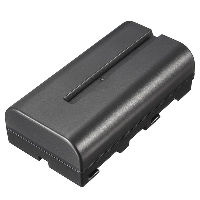 Freeshipping NP-F550 Batterie rechargeable pour appareil photo Li-ion NP-F550 NP-F570 NP-F570 pour Sony NP-F330 F750 CCD-TR CCD-TR